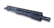 "10.5"" SS 1:7 5.56/223 ar15 Upper, 10"" Gen3 Slim Free Float Rail"
