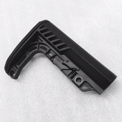 L7 Lightweight Adjustable Ar15 Stock for Mil-Spec Buffer Tubes
