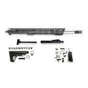 "*Rifle Build Kit* SS 16"" Slant Keymod Ar15 5.56/.223 w/ 12"" Rail"