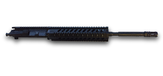 "16"" 6.8 SPC II Ar15 Upper Receiver with Free Float Rail"