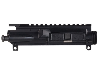 Ar15 Stripped Upper With Dust Cover and Forward Assist Installed