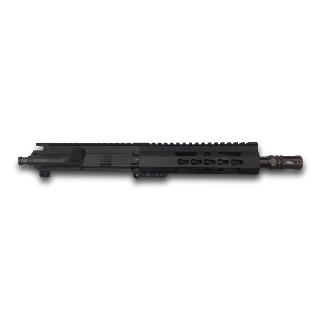 "7.5"" 300 Blackout Ar15 Upper w/ Slim Keymod Free Float"