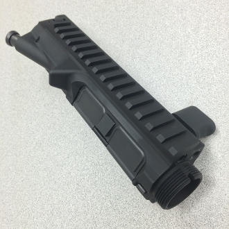 Non-Reciprocating Side Charging Billet Ar15 Upper with DCFA