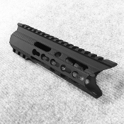 "7"" c7 Keymod 'Scoop Front"" Slim Free Float Rail / Handguard"