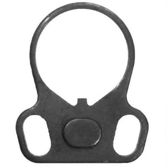 Ar-15 Ambi Double Sling Plate Adapter