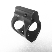 MSF Prototype .750 Lightweight Low Profile Gas Block - BLK or SS
