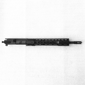 "14.5"" MSF Specter .223 Wylde Ar15 Upper with pin/weld brake"