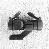 Aimtech Heavy Duty Red Dot Sight with Cantilever Mount