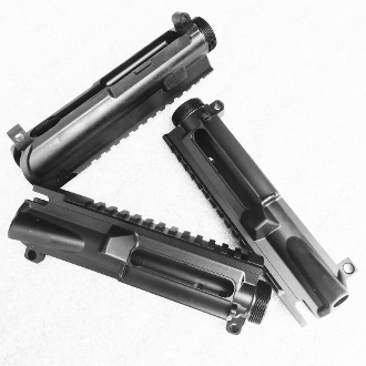 SALE! *blem* Mil Spec Ar15 Stripped Upper Receiver, Limit 3