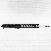 "16"" SS blem Mid Length 5.56 Nato 1:8 AR15 Upper with c12 M-Lok"