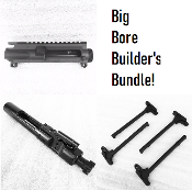 Big Bore Builder's Bundle! (Upper, BCG, Charging Handle)