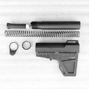 Shockwave Blade Pistol Stabilizer With Buffer Kit, Black or FDE
