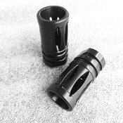 5/8-32 threads 458 socom 450 A2 Birdcage Ar15 Flash Hider