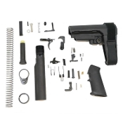 SBa3 Lower build Kit - SB Tactical Ar15 pistol brace kit with lp
