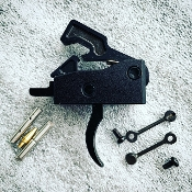 Trex Machine 3.5 lb Drop In Trigger with anti walk pin set