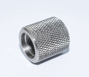 stainless 1/2-28 Thread Protector